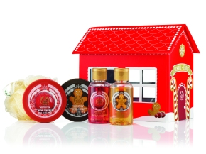 The Body Shop Gift Giving