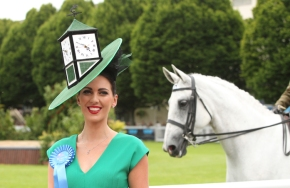 Win! Two Tickets to the Blossom Hill Ladies' Day at the Discover Ireland Horse Show