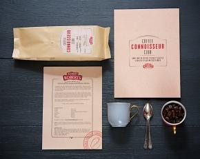 WIN! Membership to the Robert Roberts Coffee ConnoisseurClub