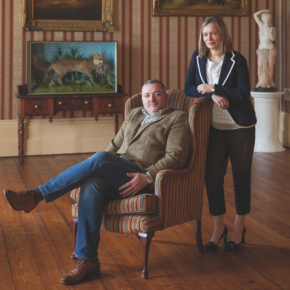 At Home With… Richard and MariaCorrigan