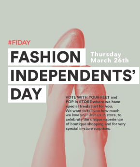 Fashion Independents' Day
