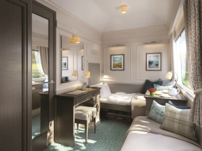 Inside Ireland's First Ever Luxury Train