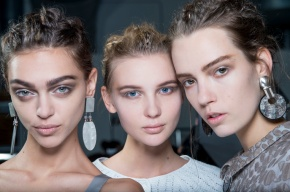Six Beauty Looks From Spring/Summer 2015 You ShouldTry