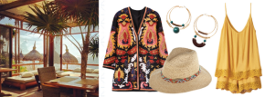 Our Top 4 Glossy Getaways this Summer (and What toWear…)