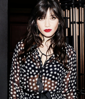 Daisy Lowe Stars as Giles Deacon Signs for Debenhams